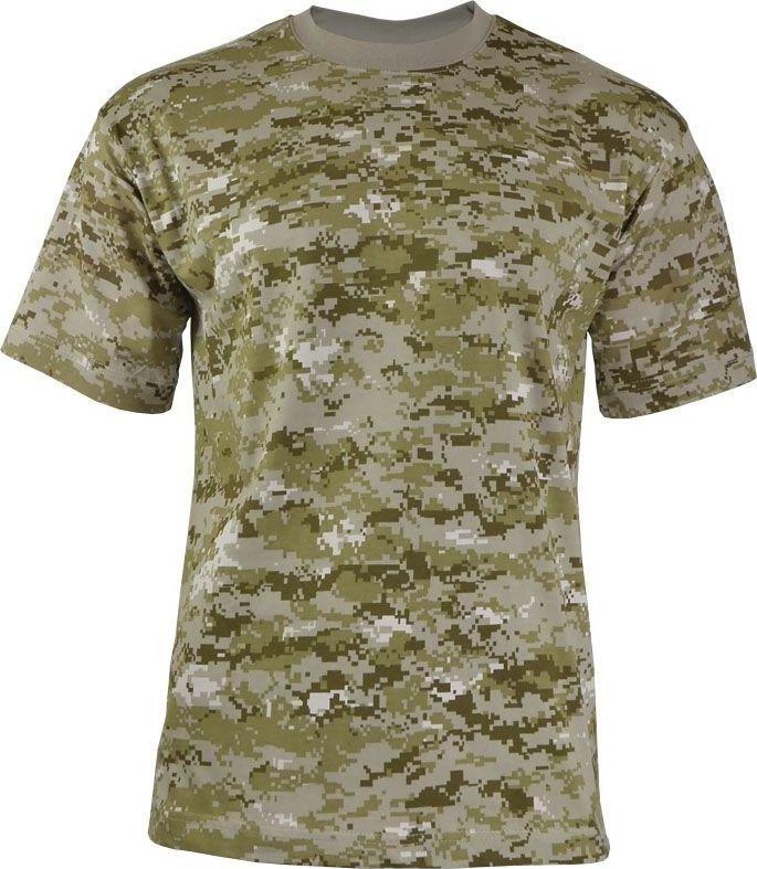 MFH MFH Koszulka T-shirt Digital Desert XL 1