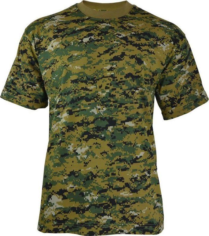 MFH MFH Koszulka T-shirt Digital Woodland (MARPAT) L 1