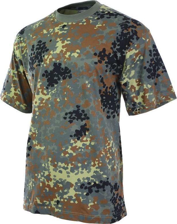 MFH MFH Koszulka T-shirt Flecktarn XXL 1