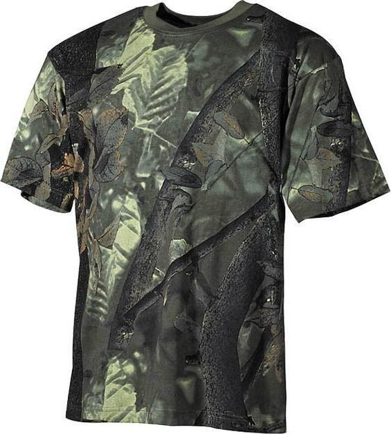 MFH MFH Koszulka T-shirt Hunter-Oliv XXL 1