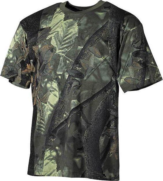 MFH MFH Koszulka T-shirt Hunter-Oliv L 1