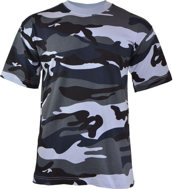 MFH MFH Koszulka T-shirt Sky Blue S 1