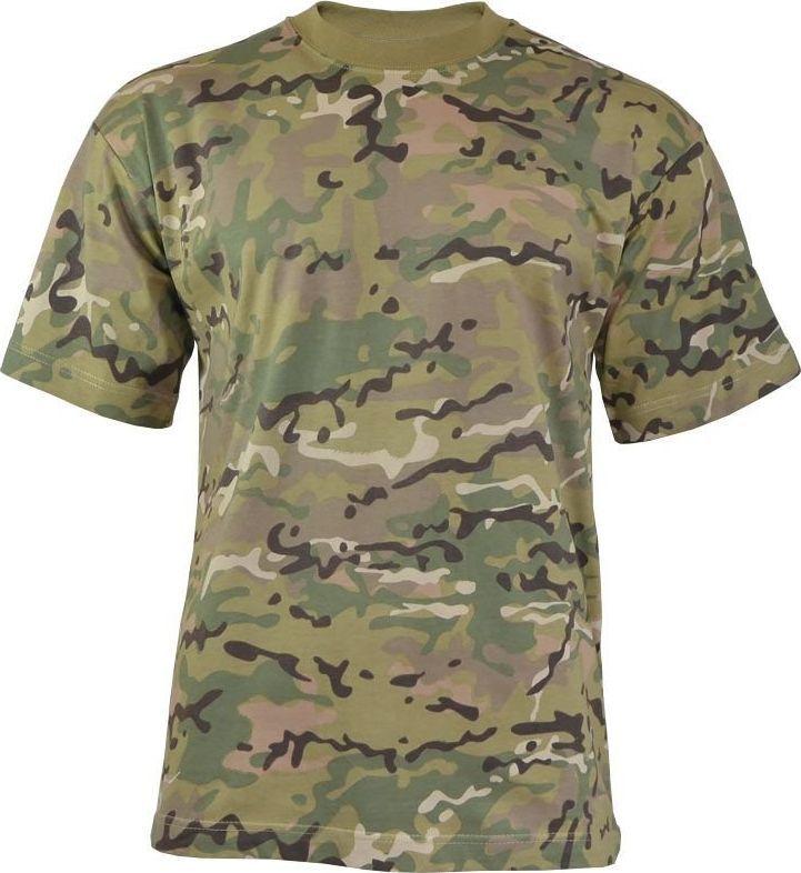 MFH MFH Koszulka T-shirt Multicam L 1