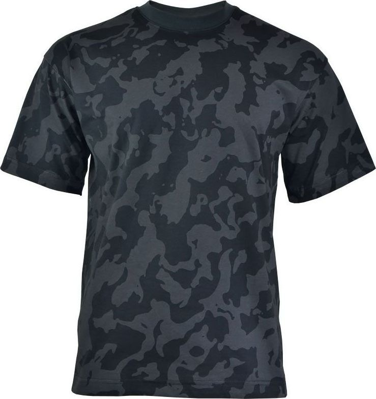 MFH MFH Koszulka T-shirt Night Camo L 1