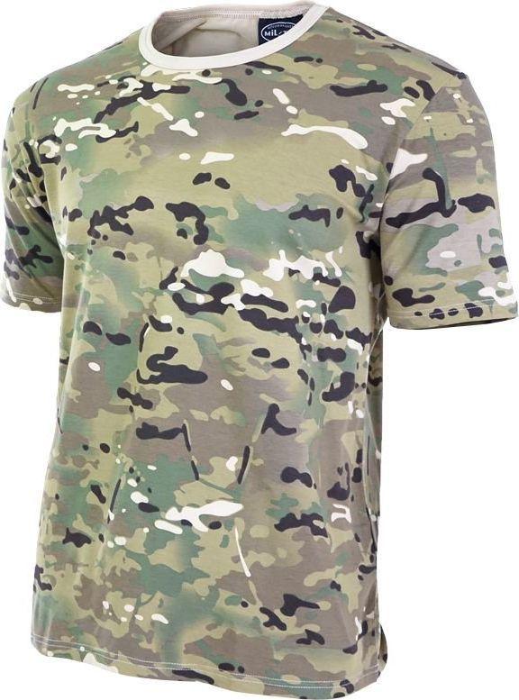 Mil-Tec Mil-Tec Koszulka T-shirt Multicam M 1