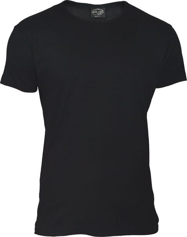 Mil-Tec Mil-Tec Koszulka T-shirt Body Style Czarna M 1