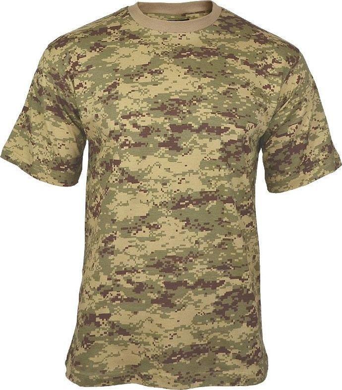 Mil-Tec Mil-Tec Koszulka T-shirt Digital Desert 3XL 1