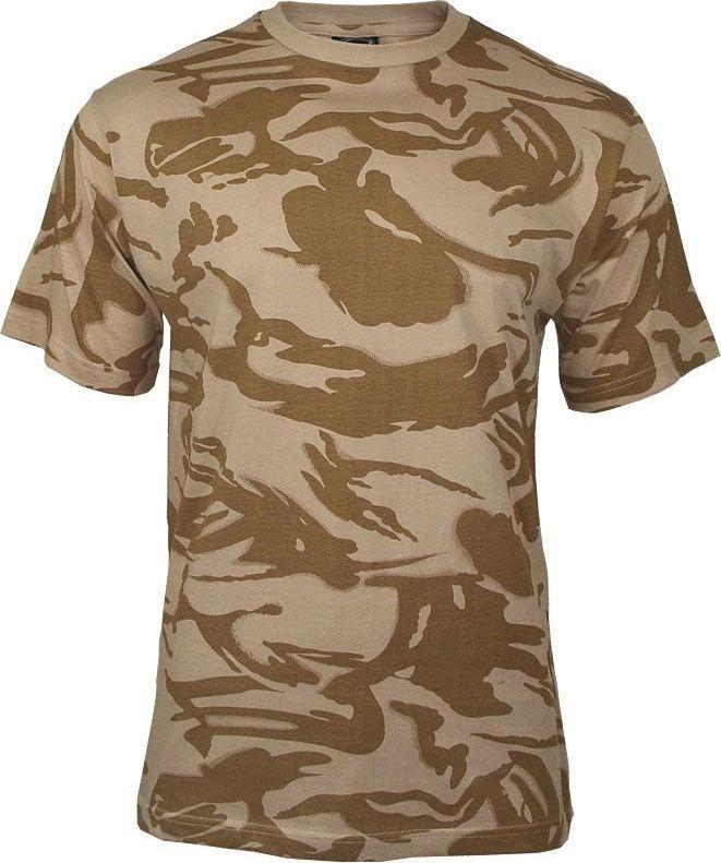 Mil-Tec Mil-Tec Koszulka T-shirt DPM Desert L 1