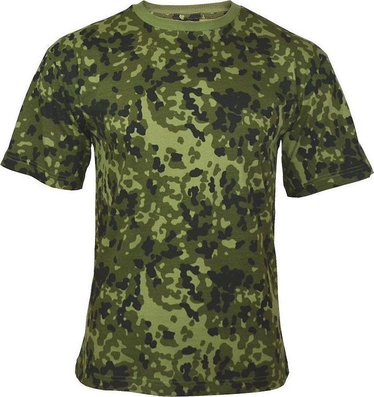 Mil-Tec Mil-Tec Koszulka T-shirt Duńskie Camo S 1