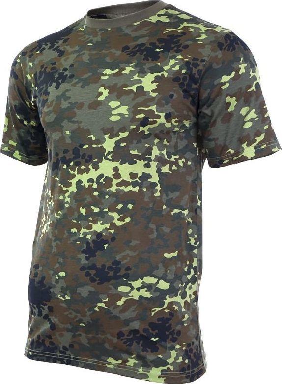 Mil-Tec Mil-Tec Koszulka T-shirt Flecktarn L 1