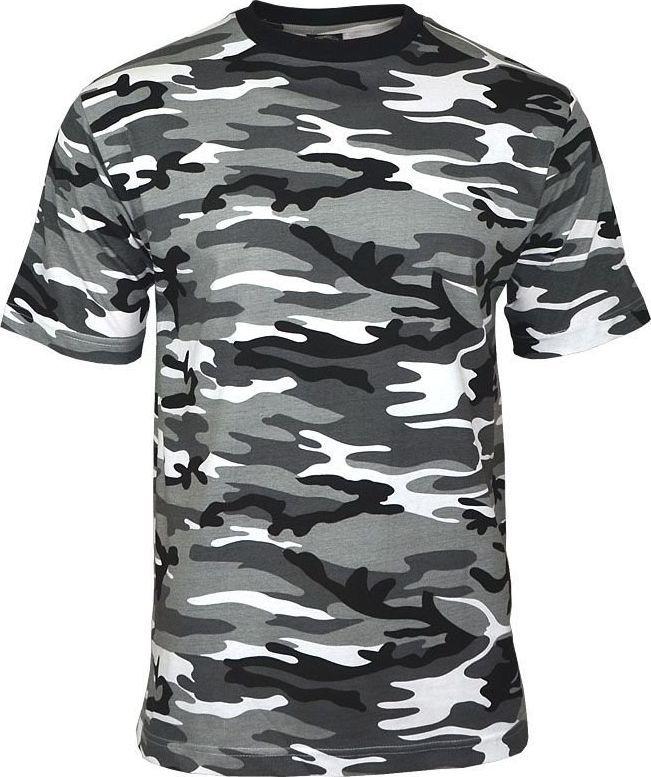Mil-Tec Mil-Tec Koszulka T-shirt Urban (Metro) L 1
