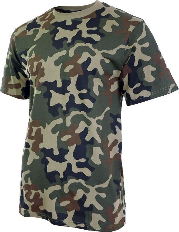 Mil-Tec Mil-Tec Koszulka T-shirt Polskie Moro XL 1