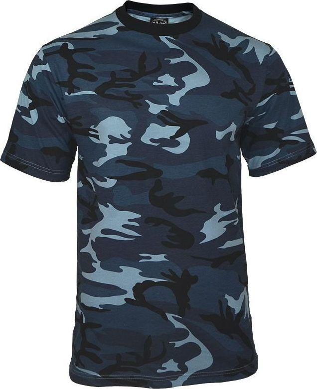 Mil-Tec Mil-Tec Koszulka T-shirt Sky Blue 3XL 1