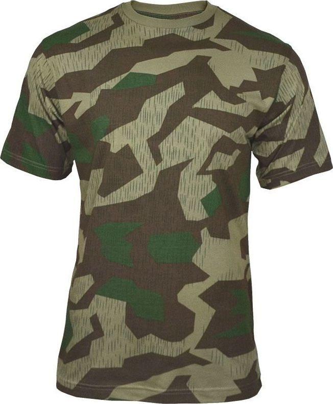 Mil-Tec Mil-Tec Koszulka T-shirt Splintertarn M 1