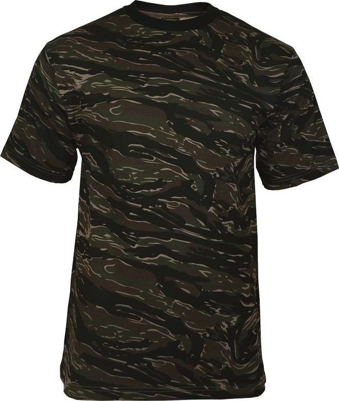 Mil-Tec Mil-Tec Koszulka T-shirt Tiger Stripe XL 1