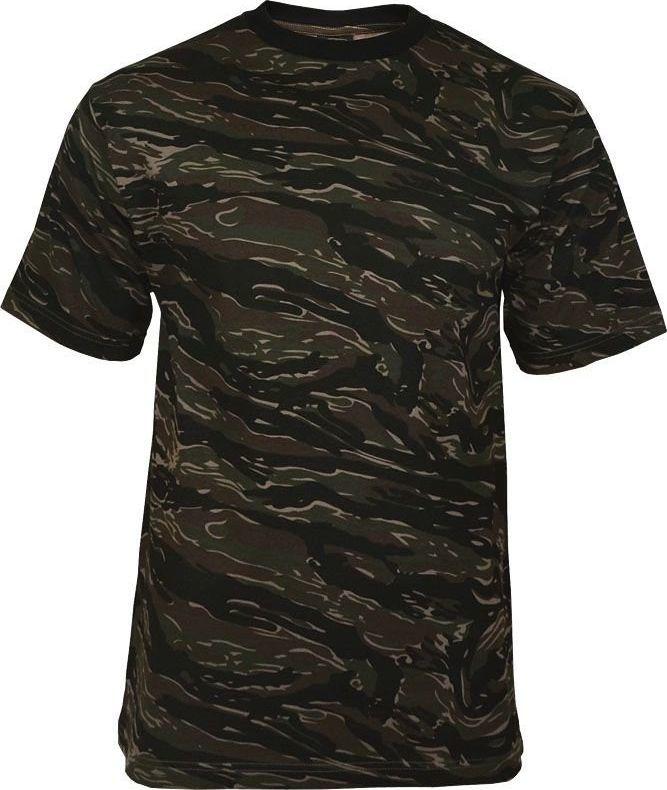 Mil-Tec Mil-Tec Koszulka T-shirt Tiger Stripe L 1