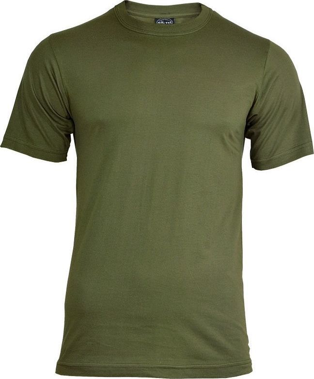 Mil-Tec Mil-Tec Koszulka T-shirt Olive S 1