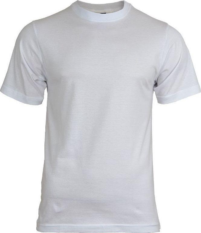 Mil-Tec Mil-Tec Koszulka T-shirt Biała M 1
