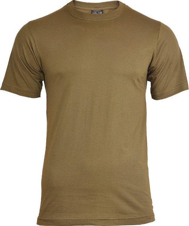 Mil-Tec Mil-Tec Koszulka T-shirt Coyote M 1