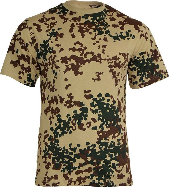 Mil-Tec Mil-Tec Koszulka T-Shirt Tropentarn Bundeswehr 3XL 1