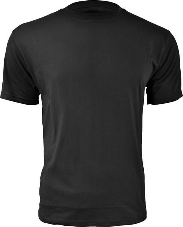Texar Texar Koszulka T-Shirt Czarna XXL 1