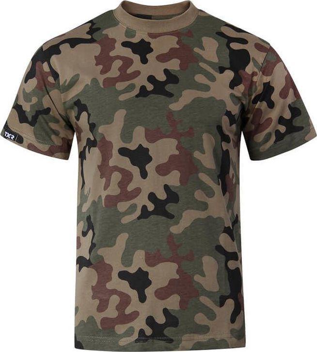 Texar Texar Koszulka T-Shirt PL Camo M 1