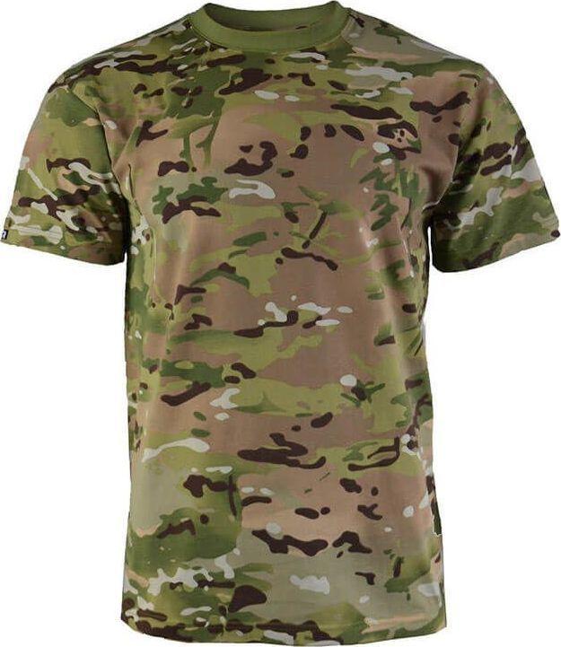 Texar Texar Koszulka T-Shirt Multicam S 1