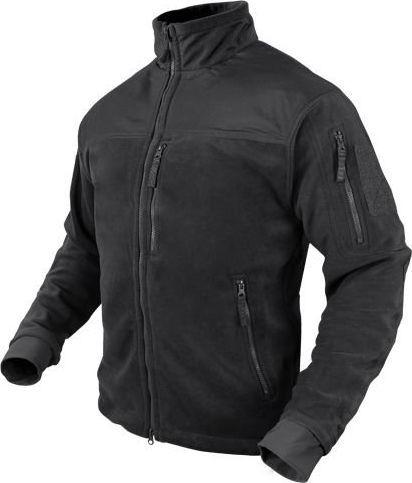 Condor Condor Kurtka Alpha Micro Fleece Jacket Czarna XXL 1