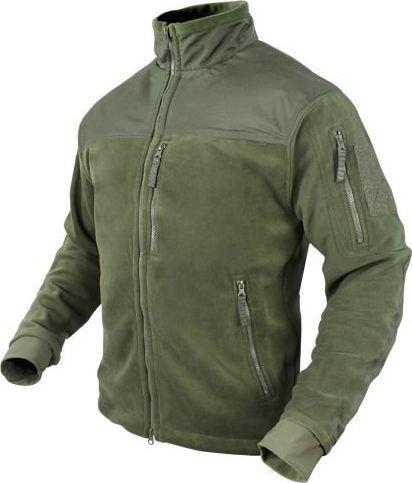 Condor Condor Kurtka Alpha Micro Fleece Jacket Olive L 1