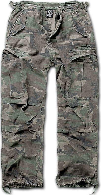 Brandit Brandit Spodnie M65 Vintage Woodland M 1