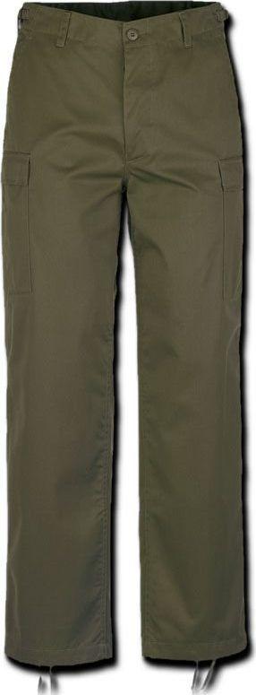 Brandit Brandit Spodnie Bojówki BDU US Ranger Olive XXL 1