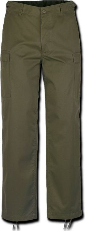 Brandit Brandit Spodnie Bojówki BDU US Ranger Olive 6XL 1