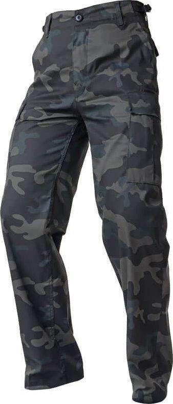Brandit Brandit Spodnie Bojówki BDU US Ranger Dark Camo S 1