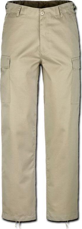 Brandit Brandit Spodnie Bojówki BDU US Ranger Beżowe XL 1