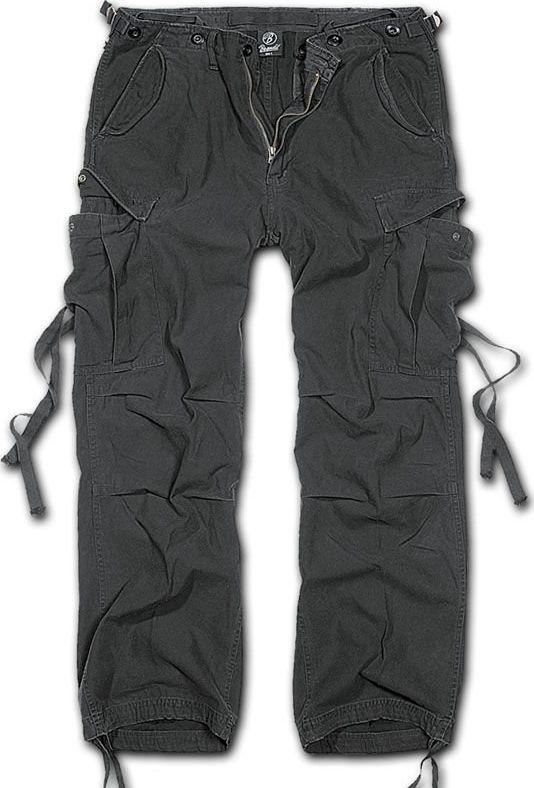 Brandit Brandit Spodnie M65 Vintage Czarne L 1