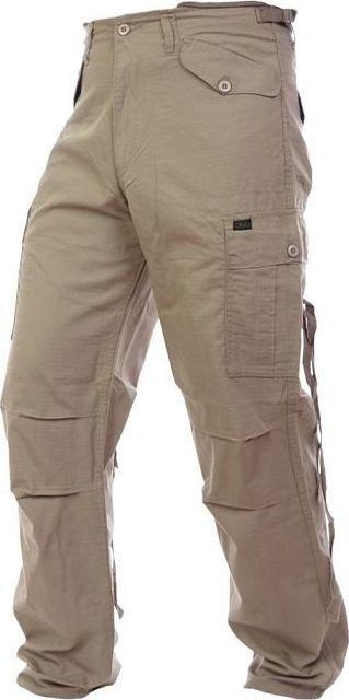 Highlander Highlander Spodnie M65 Rip-Stop Khaki 40 1