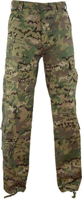MFH MFH Spodnie ACU US Army Rip-Stop Multicam 3XL 1
