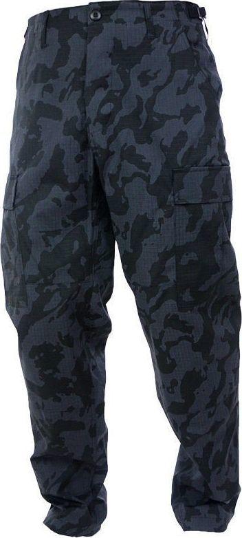 MFH MFH Spodnie BDU US Army Rip-Stop Night Camo M 1