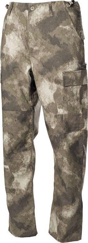 MFH MFH Spodnie BDU US Army Rip-Stop A-Tacs L 1