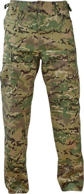 MFH MFH Spodnie BDU US Army Rip-Stop Multicam S 1