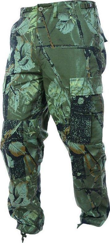 MFH MFH Spodnie Myśliwskie Hunter-Oliv Leśne Camo M 1