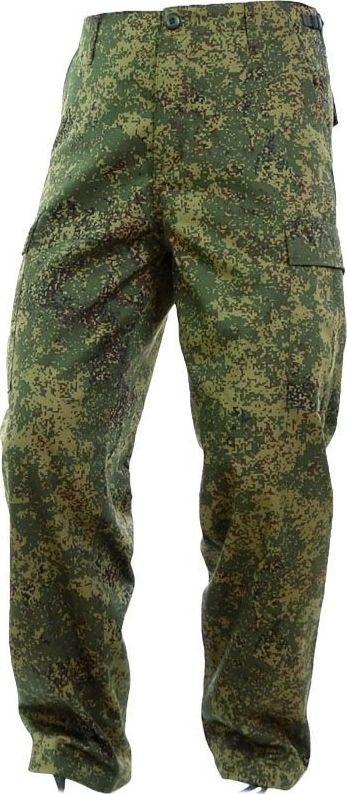 Mil-Tec Mil-Tec Spodnie BDU Ranger Flora 3XL 1
