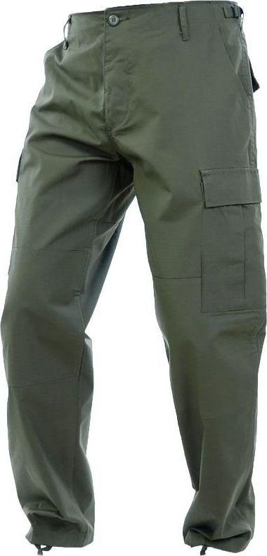 Mil-Tec Mil-Tec Spodnie BDU Rip-Stop Olive XXL 1
