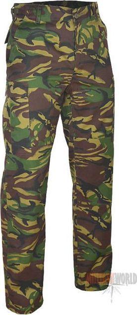 Mil-Tec Mil-Tec Spodnie BDU Wzmocnione DPM S 1