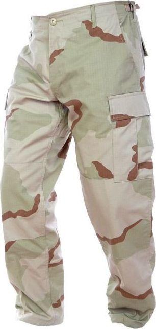 Mil-Tec Mil-Tec Spodnie BDU Rip-Stop Desert XXL 1