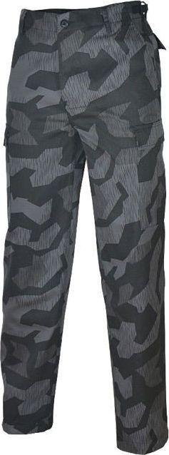 Mil-Tec Mil-Tec Spodnie BDU Ranger Splinternight XXL 1