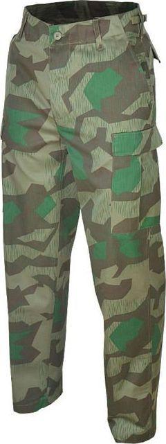 Mil-Tec Mil-Tec Spodnie BDU Ranger Splintertarn XL 1