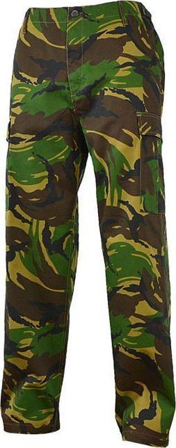 Mil-Tec Mil-Tec Spodnie BDU Ranger DPM S 1