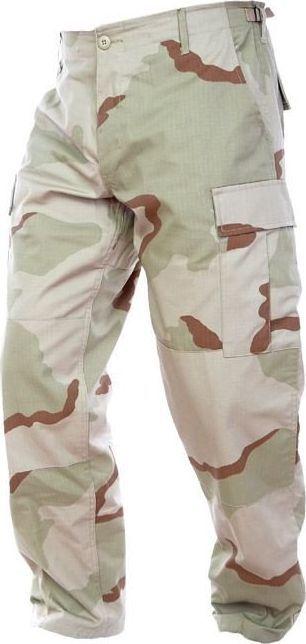 Mil-Tec Mil-Tec Spodnie BDU Rip-Stop Sprane Desert M 1