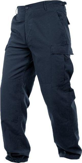 Mil-Tec Mil-Tec Spodnie BDU Rip-Stop Navy Blue XL 1